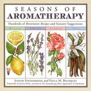 Cover of: Seasons of Aromatherapy | Judith Fitzsimmons, Paula M. Bousquet