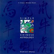Cover of: Simple Chinese astrology | Damian Sharp