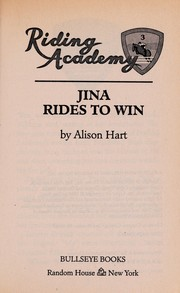 Cover of: Jina rides to win