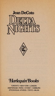 Cover of: Delta Nights