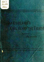 Cover of: King Henry VIII