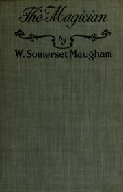 Cover of: The Magician