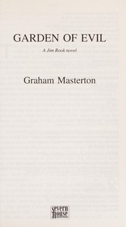 Cover of: Garden of evil | Graham Masterton
