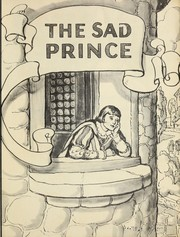 Cover of: The sad prince