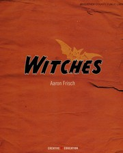 Cover of: Witches | Aaron Frisch
