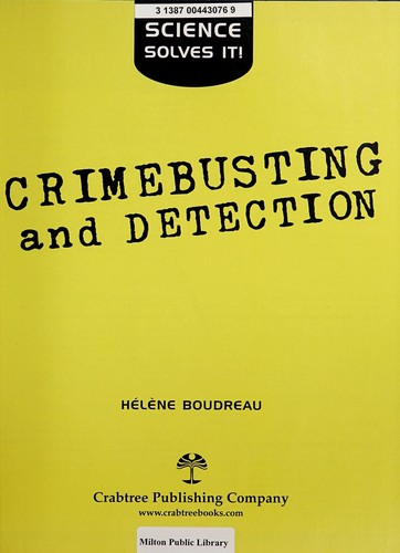 Crimebusting and detection by Linda Askomitis
