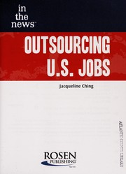 Cover of: Outsourcing U.S. jobs
