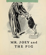 Cover of: Mr. Joey and the pig