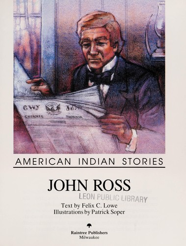 John Ross by Felix C. Lowe