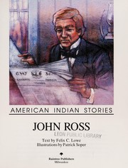 Cover of: John Ross | Felix C. Lowe