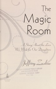 Cover of: The magic room