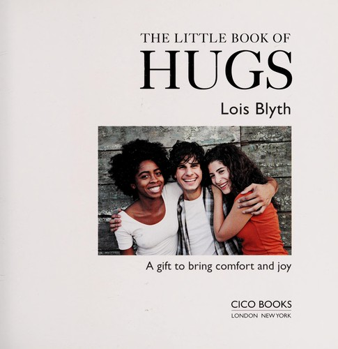 A little book of hugs by Lois Blyth