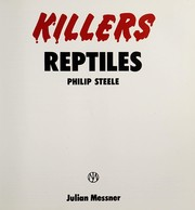 Cover of: Reptiles |