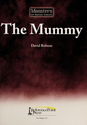 Cover of: The mummy | David Robson