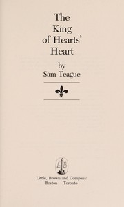 Cover of: The king of hearts' heart