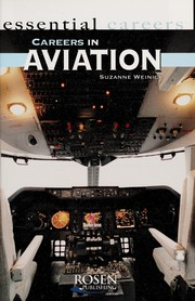 Cover of: Careers in aviation