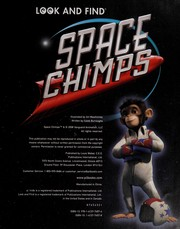 Cover of: Space chimps | Caleb Burroughs