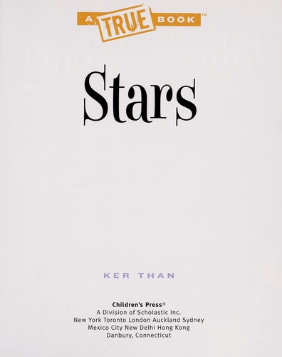 Stars by Ker Than
