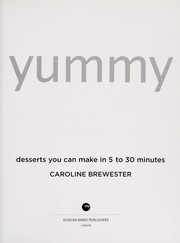 Cover of: Yummy | Caroline Brewester