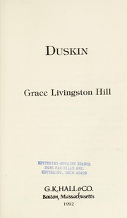 Cover of: Duskin