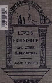 Cover of: Jane Austen's letters to her sister Cassandra and others: and other early works