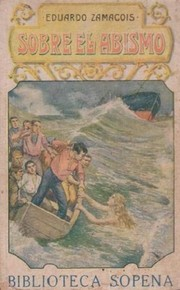 Cover of: Sobre el abismo: novela original
