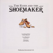 Cover of: The elves and the shoemaker