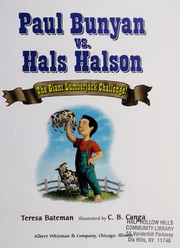 Cover of: Paul Bunyan vs. Hals Halson