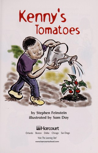 Kenny's tomatoes by Stephen Feinstein