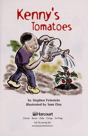 Cover of: Kenny's tomatoes | Stephen Feinstein