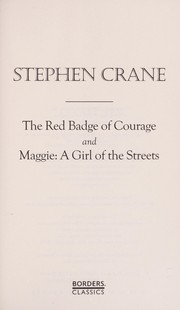 Cover of: The Red Badge of Courage and Maggie