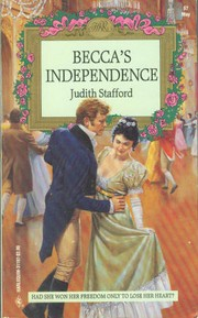 Cover of: Becca's Independence