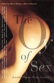 Cover of: The Oy of Sex