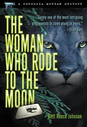 Cover of: The woman who rode to the moon