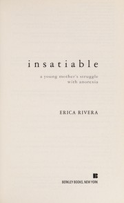 Cover of: Insatiable | Erica Rivera