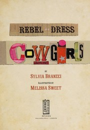 Cover of: Rebel in a dress | Sylvia Branzei
