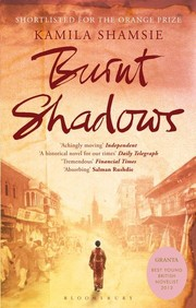 Cover of: Burnt shadows