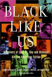 Cover of: Black like us