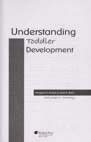 Cover of: Understanding toddler development