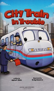 Cover of: City Train in trouble