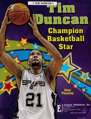 Cover of: Tim Duncan | Stew Thornley