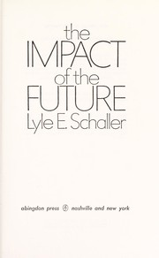 Cover of: The impact of the future