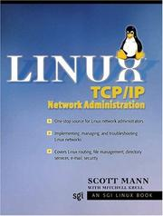 Cover of: Linux TCP/IP network administration | Mann, Scott