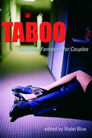 Cover of: Taboo | Violet Blue
