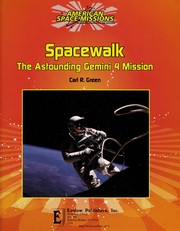Cover of: Spacewalk