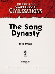 Cover of: The Song dynasty