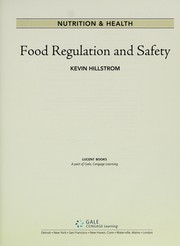 Cover of: Food regulation and safety | Kevin Hillstrom