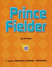 Cover of: Prince Fielder | Jeff Savage
