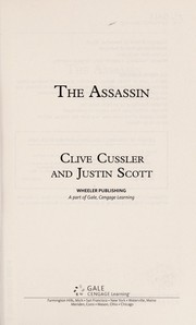Cover of: The assassin | Clive Cussler