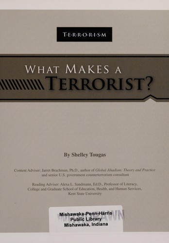 What Makes a Terrorist? by Shelley Tougas